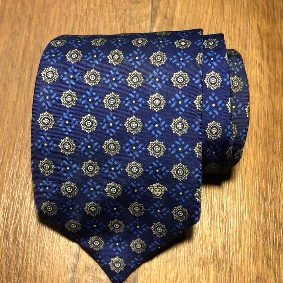 948c1d17e984 Accessories | Versace Neck Tie Medusa Silk Made In Italy | Poshmark